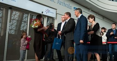 Новый терминал аэропорта «Симферополь» введен в эксплуатацию