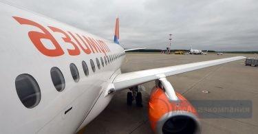 Новый рейс Краснодар – Москва от Азимут