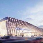 Открытие нового терминала в аэропорте Симферополя